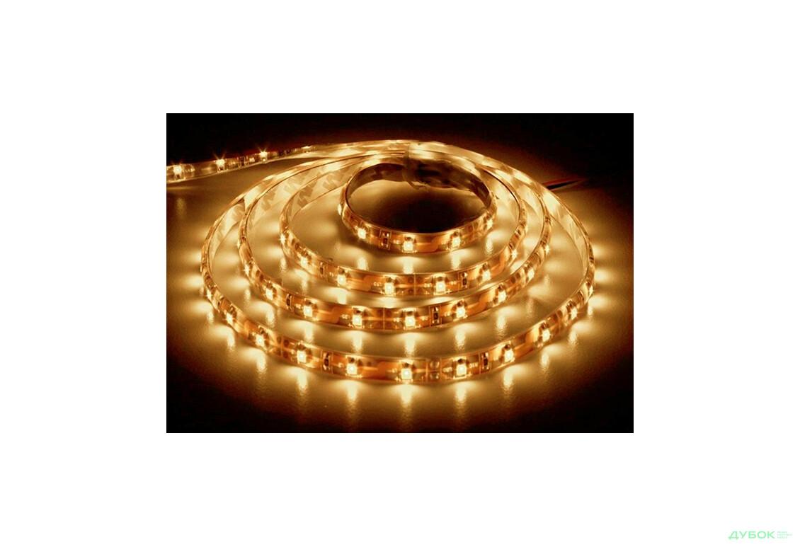 LED-лента LS603 12V IP20, белый теплый, открытая