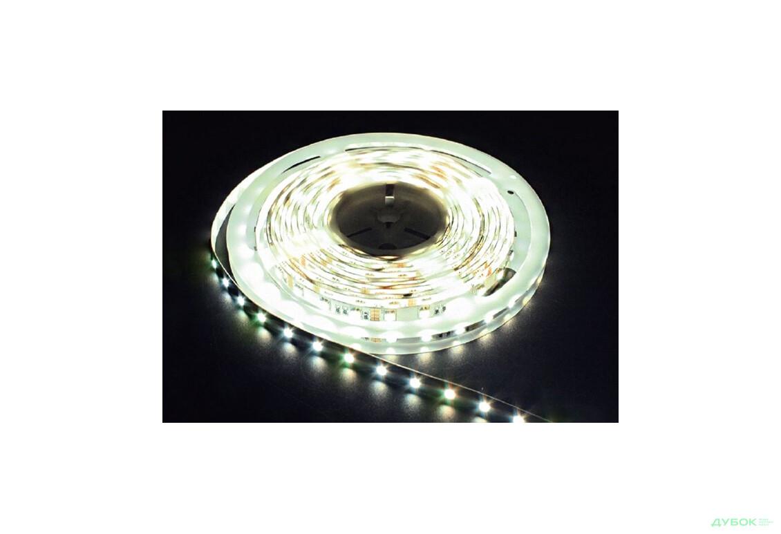 LED-лента LS606 30SMD(5050)/m 12V IP20, белый, открытая