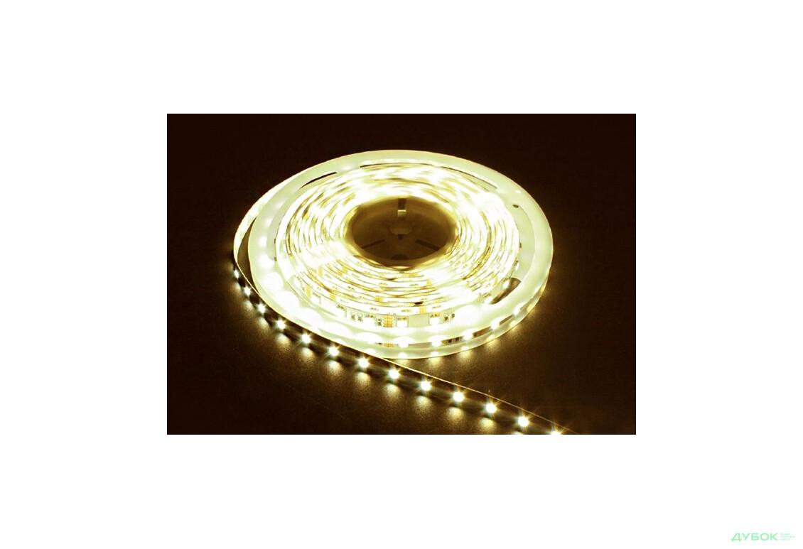 LED-лента LS606 60SMD(5050)/m 12V IP20, белый теплый, открытая
