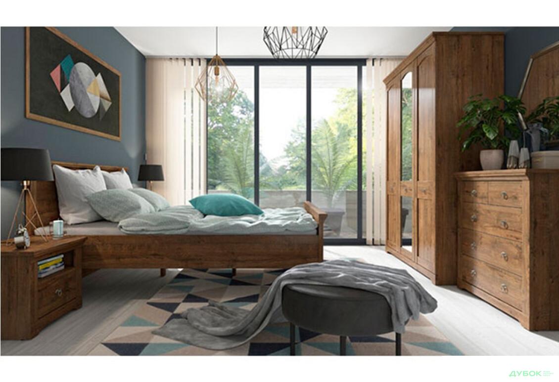 Спальня Патрік Спальня 3Д