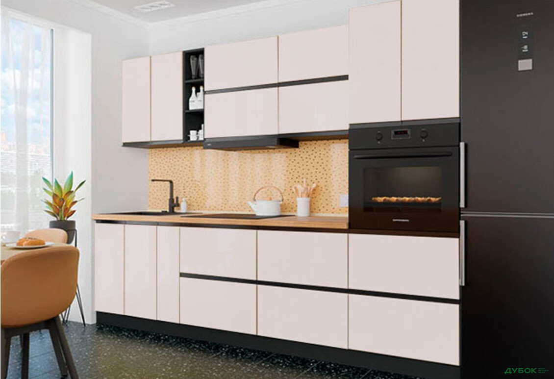 Модульна кухня RioLine Luxe / РіоЛайн Люкс Матова