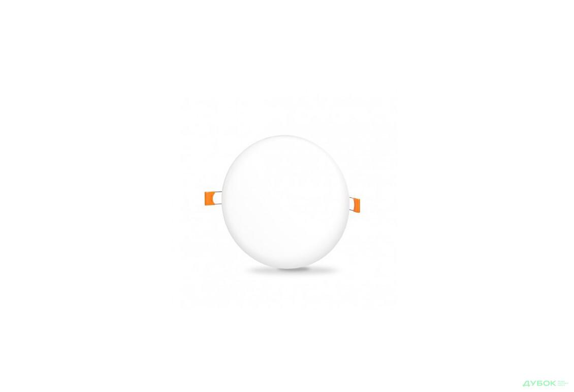 Даунлайт LED круглий VL-DLFR-154 15W 4100K 220V