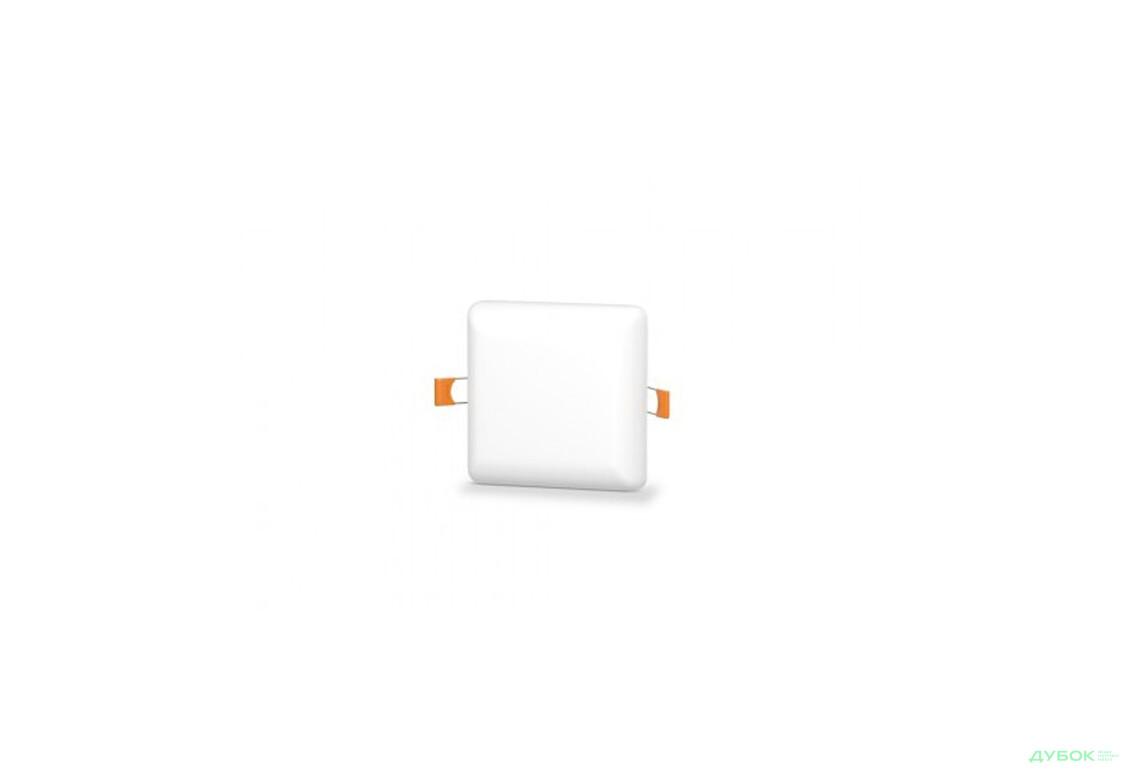 Даунлайт LED квадрат VL-DLFS-094 9W 4100K 220V