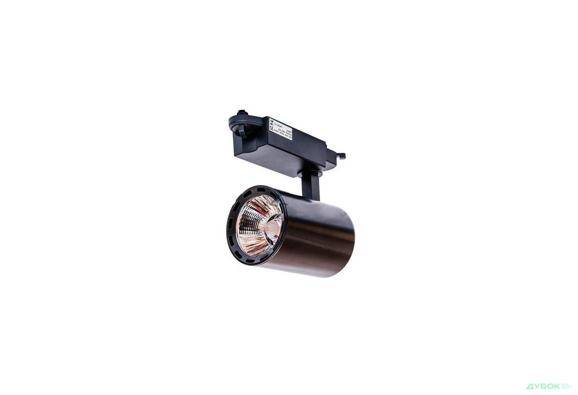 Трекер ZL 4007 30w 3000k LED black