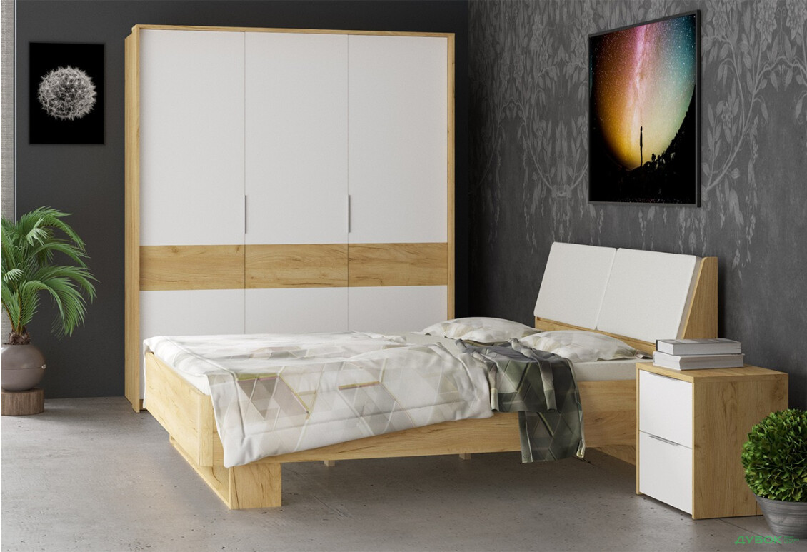 Спальня Avanti / Аванті Комплект 3D