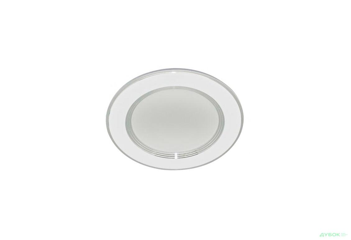 Светильник AL527 7W круг, белый 560Lm 2700K