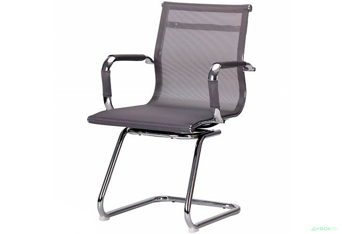 Крісло Slim Net CF (XH-633C) сірий арт. 521221