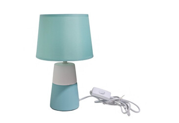 Настільна лампа ZL 5044 Е14 бірюза Z-Light