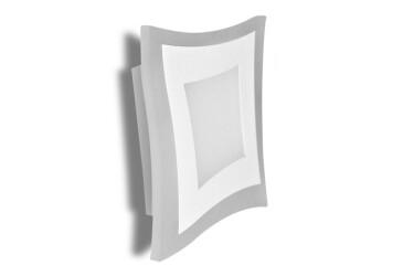 Бра Geometria Quarto 18W IP44 White Luminaria