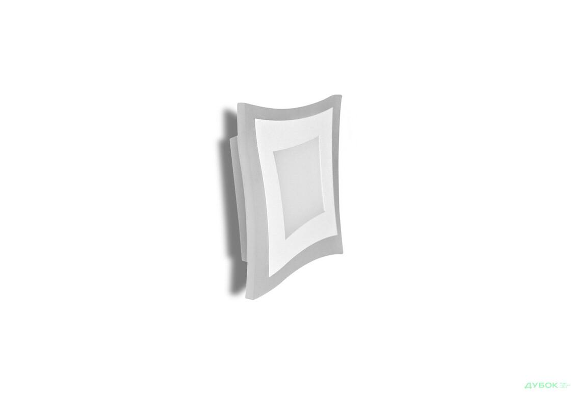 Бра Geometria Quarto 18W IP44 White