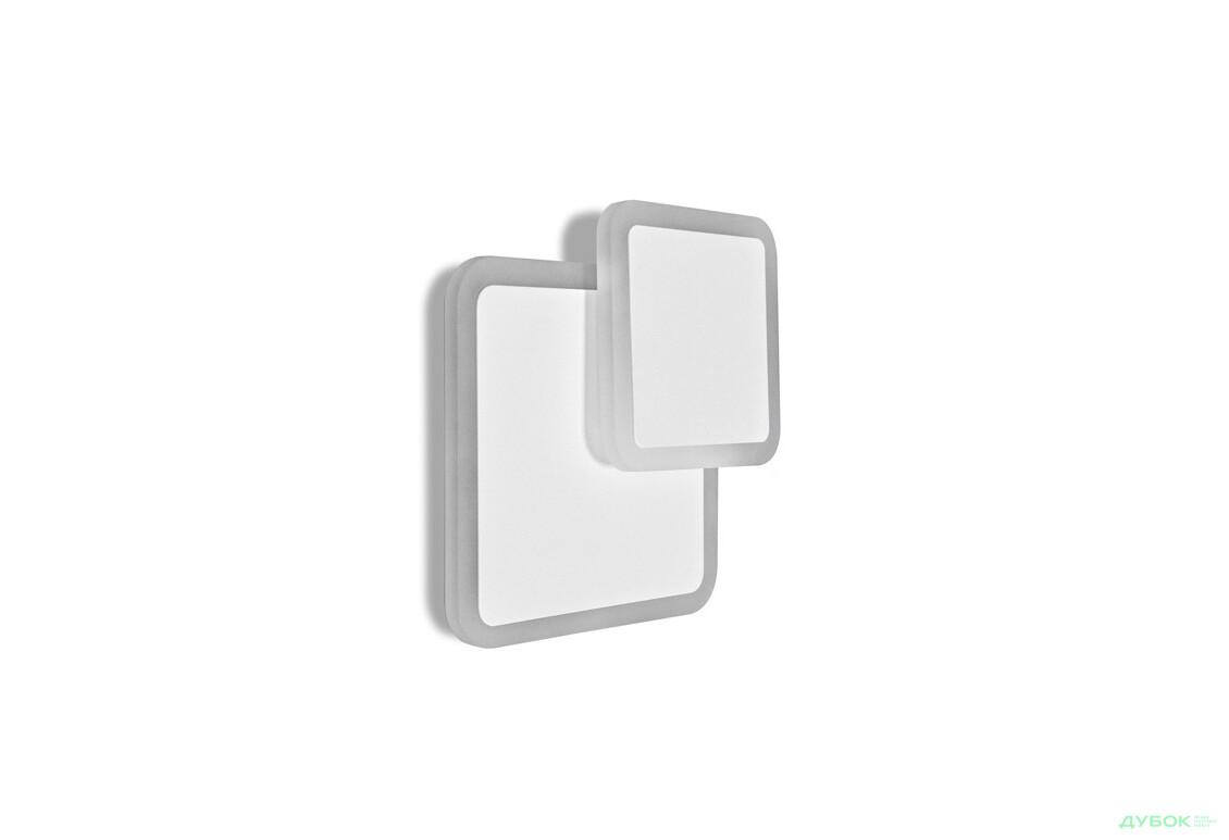 Бра Geometria Square 12W IP20 White