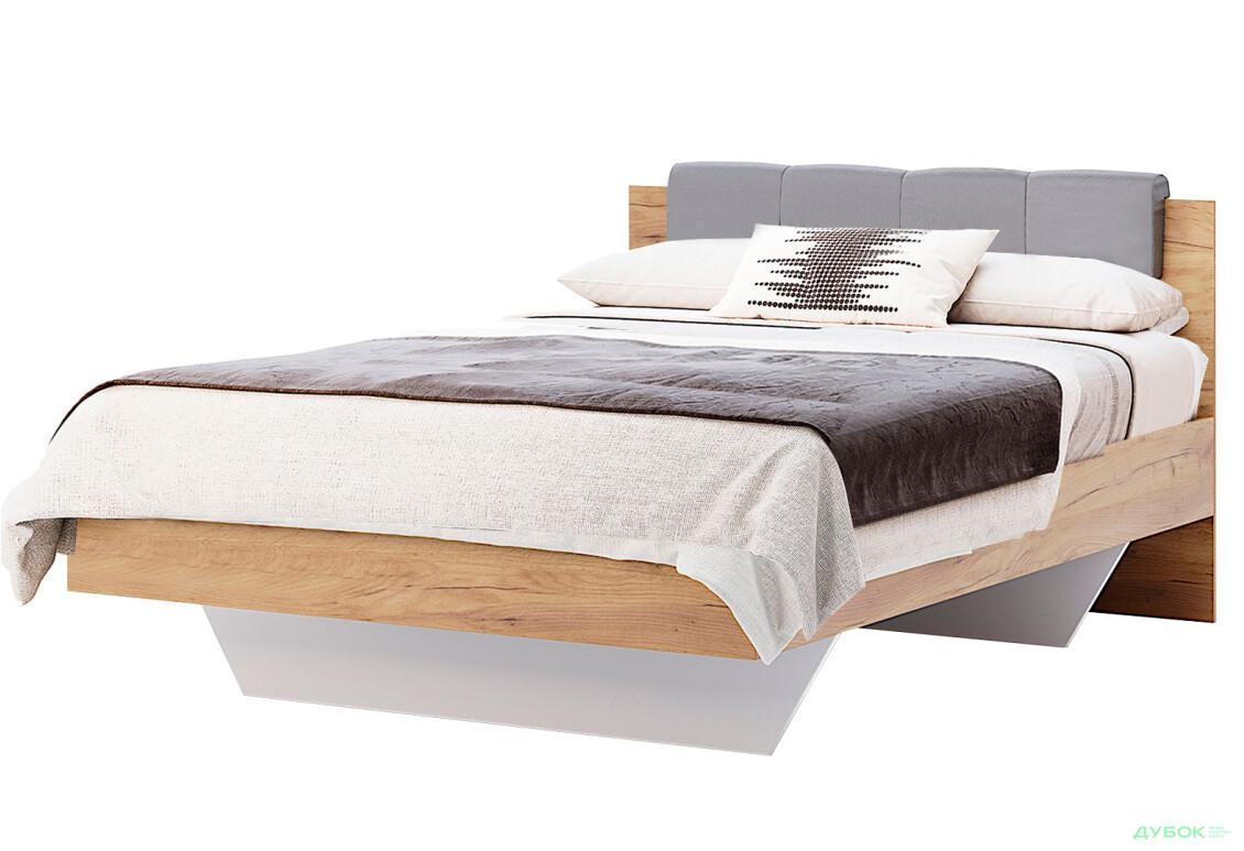 Модульна спальня Рамона Ліжко 1.4 м'яка спинка без каркасу