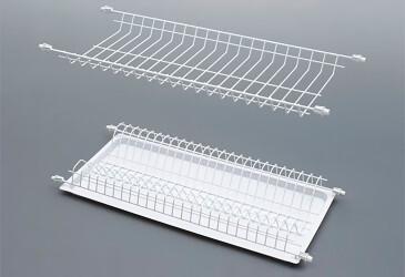Сушка для посуду 800 (біла) ФР