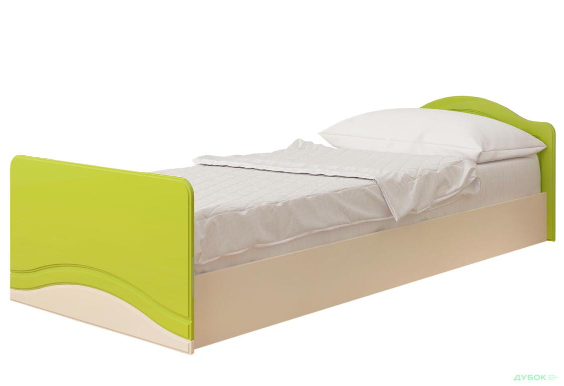Ліжко 1сп КТ-539 (без ламелей)