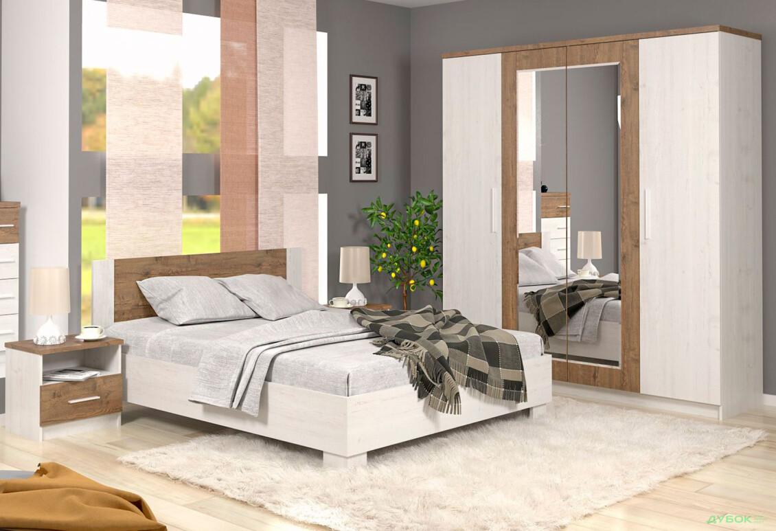 Модульная спальня Маркос (дуб април)
