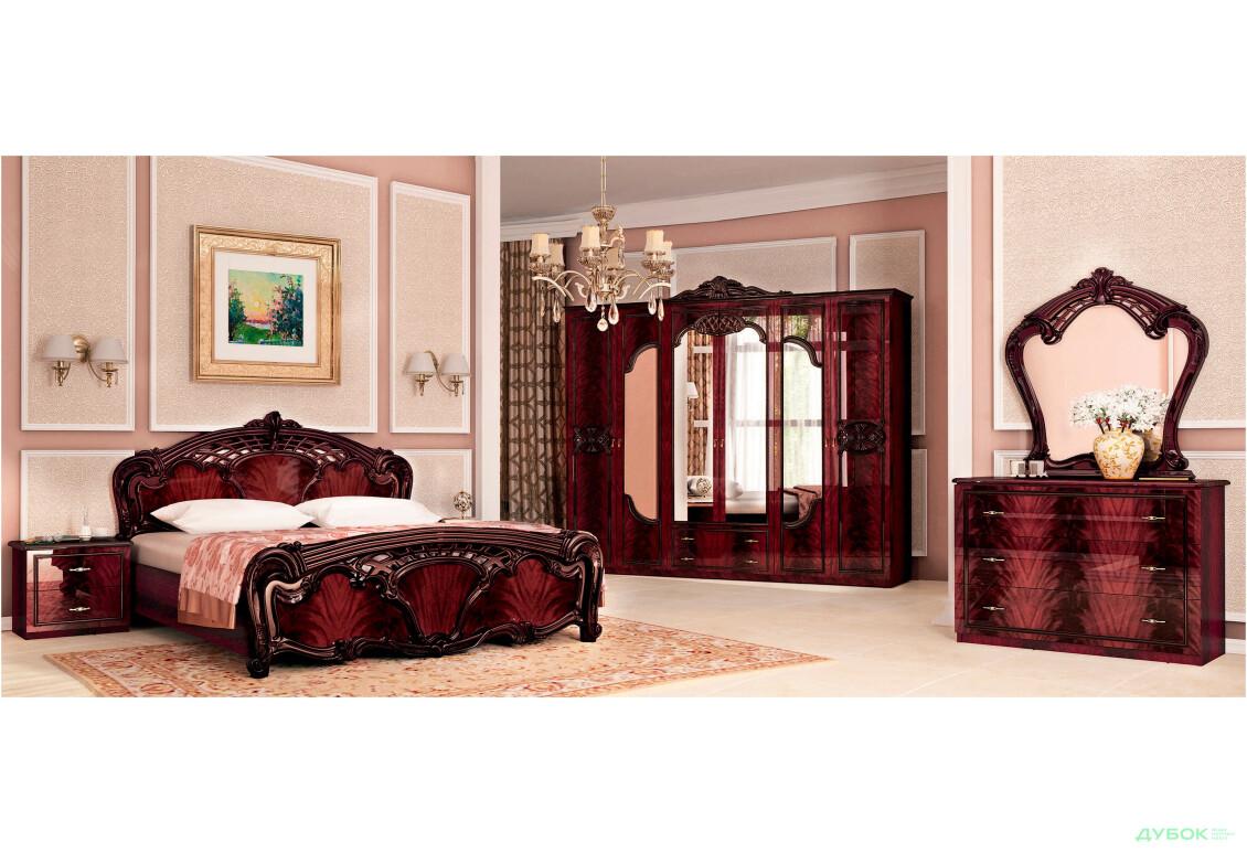 Модульна спальня Олімпія Комплект 6D