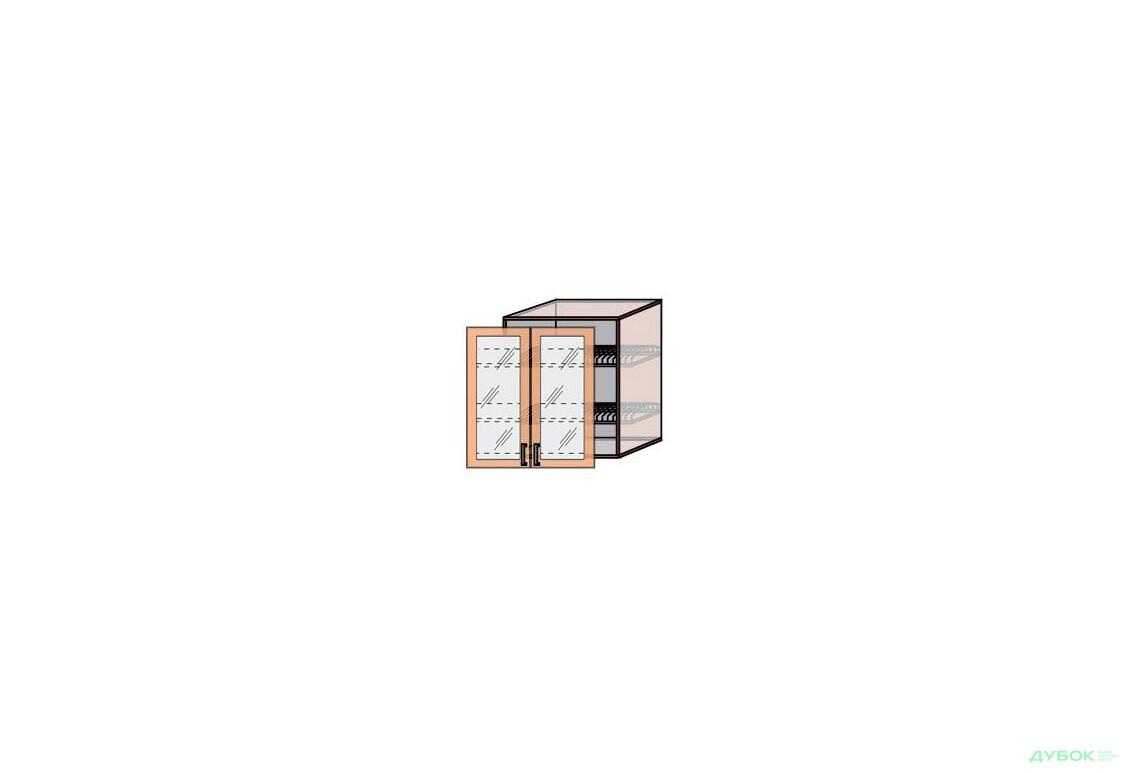 В7 Сушка витрина 2Д 60 AL