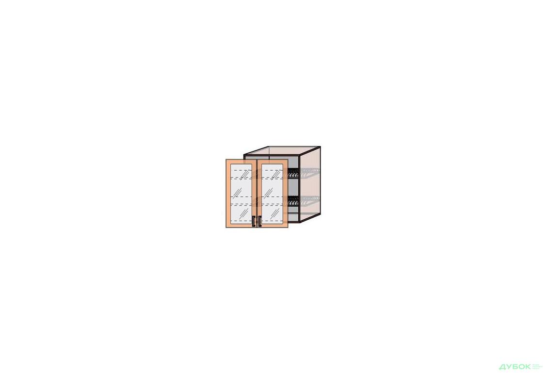 В9 Сушка витрина 2Д 80 AL