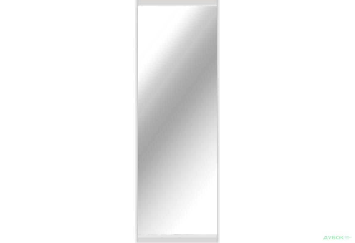 Фасад Ф-590х2200 AL Зеркало