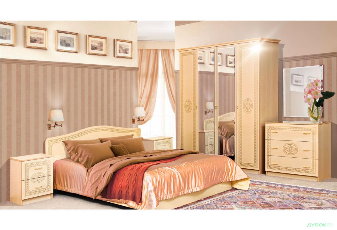 Спальня Флоренция Комплект 4Д