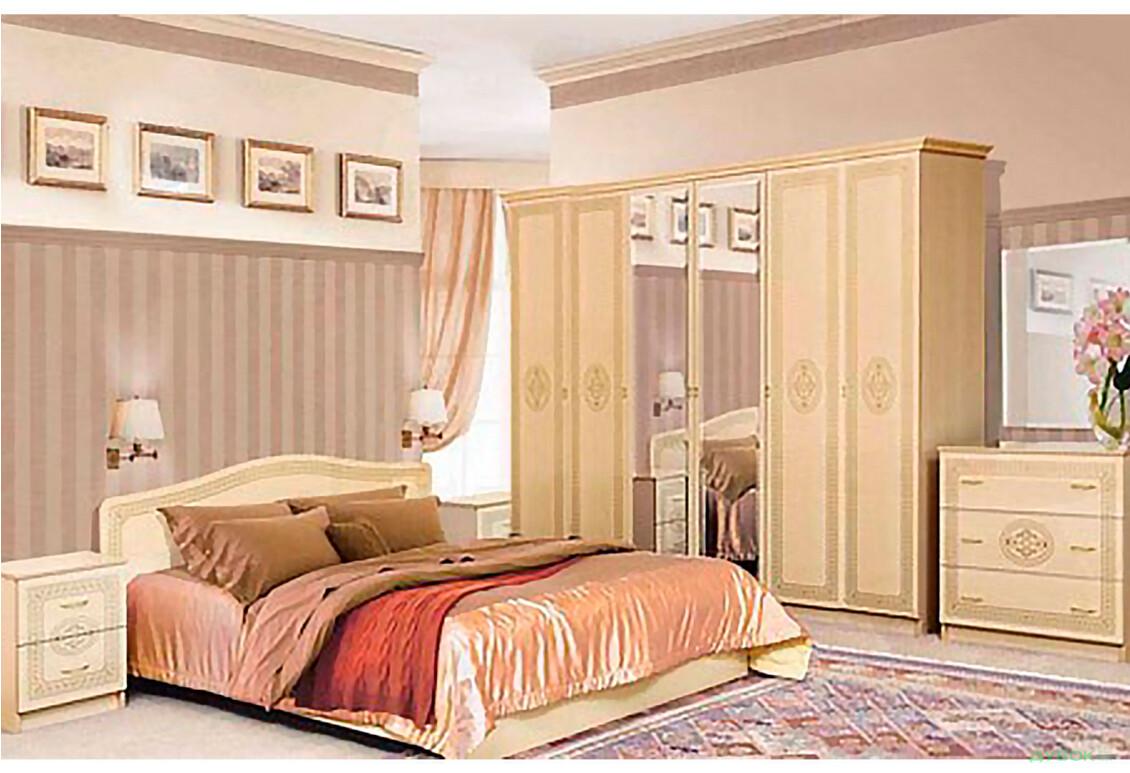 Спальня Флоренция Комплект 6Д