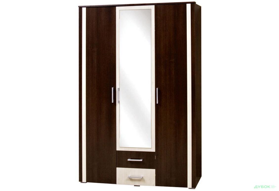 Модульная спальня Элегия Шкаф 3Д