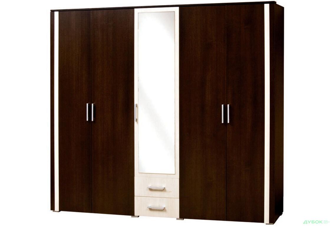 Модульная спальня Элегия Шкаф 5Д