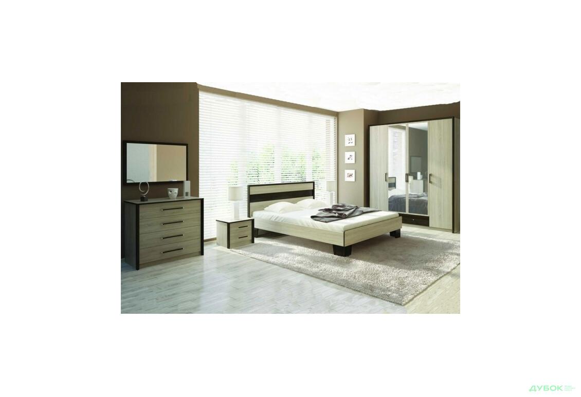 Модульная спальня Скарлет