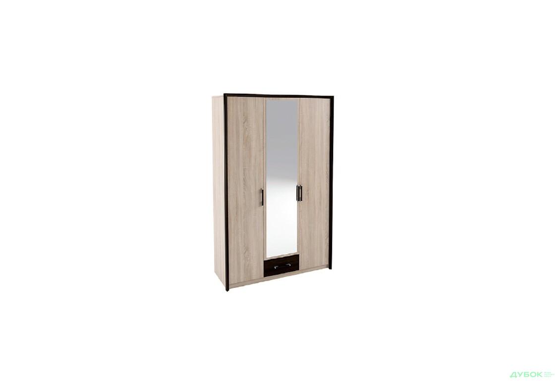 Модульна спальня Скарлет Шафа 3Д