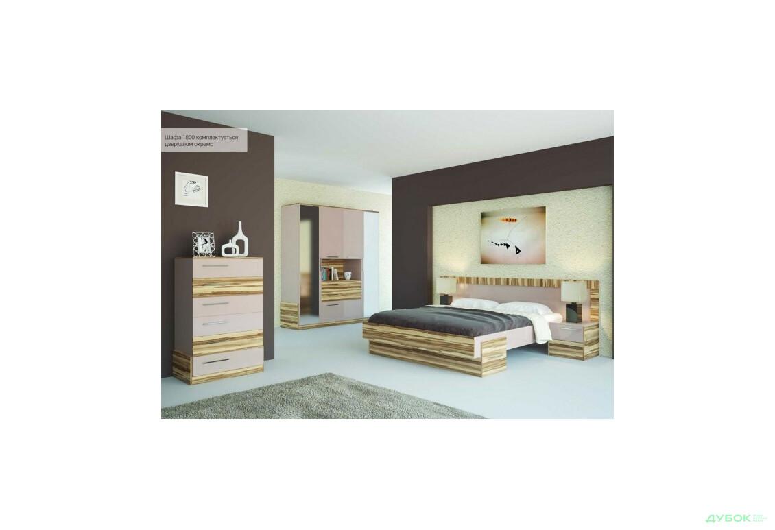 Модульная спальня Эмма