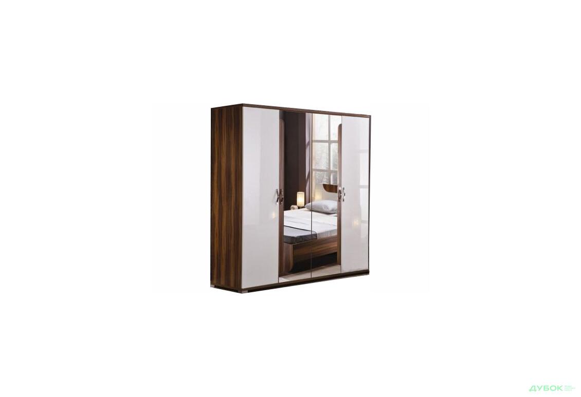Модульная спальня Фрида Шкаф 4Д