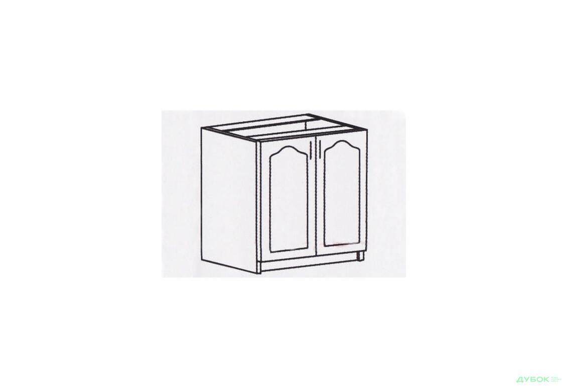 Шкаф-стол 800 СШ-408