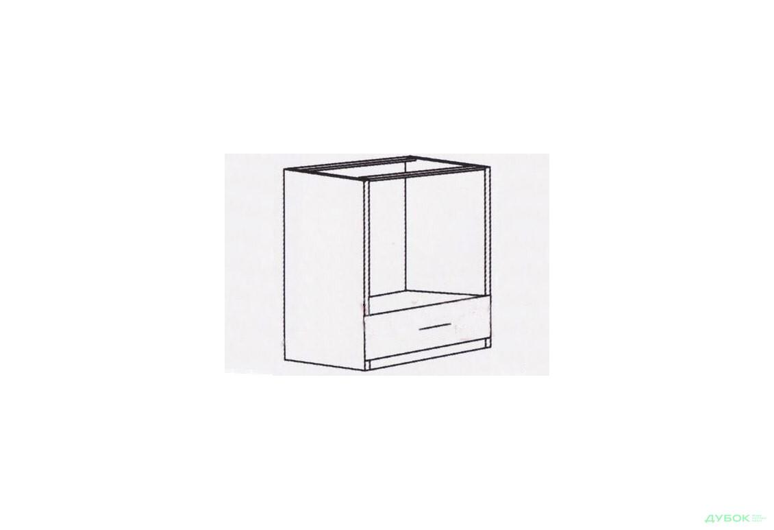 Шкаф-стол 600 (духовка) МР-2874