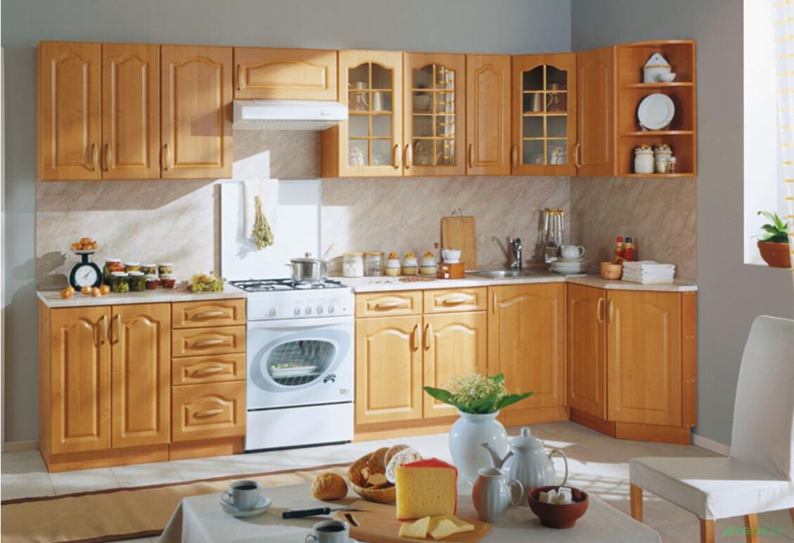 Модульна кухня Оля МДФ матова