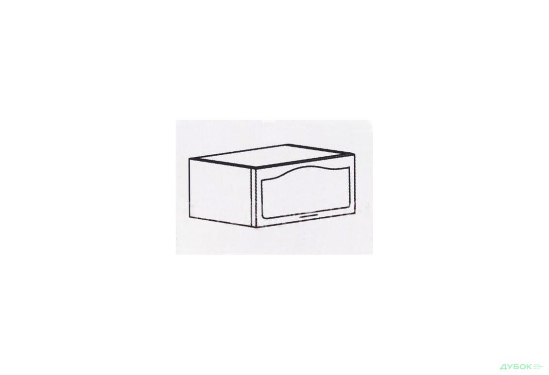Шкаф-настенный 500(вытяжка)ШКН-1032