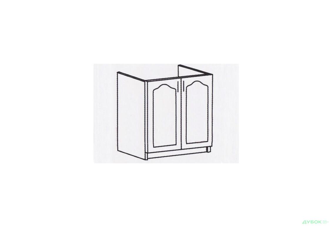 Шафа-стіл 800 (мийка) ШМ-167