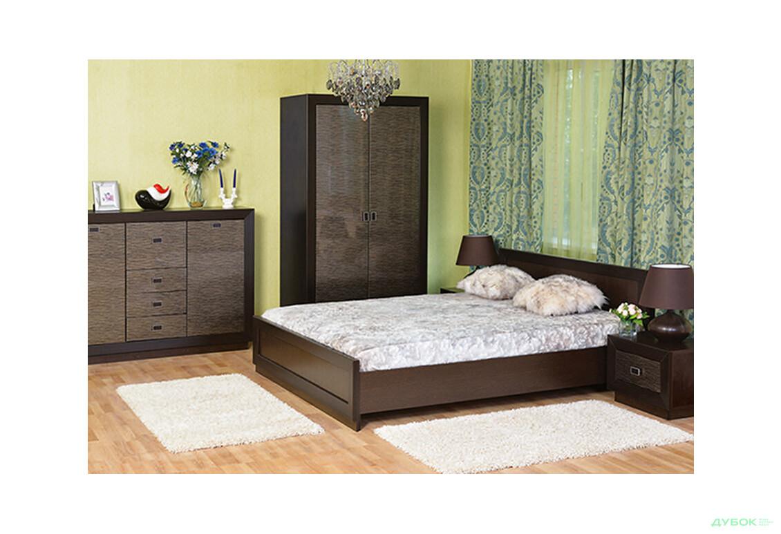Модульна спальня Корвет золота лоза