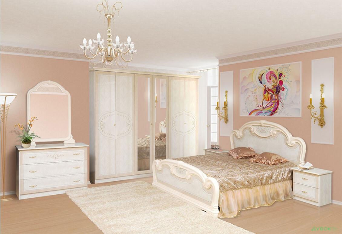 Модульная спальня Опера Комплект 6Д