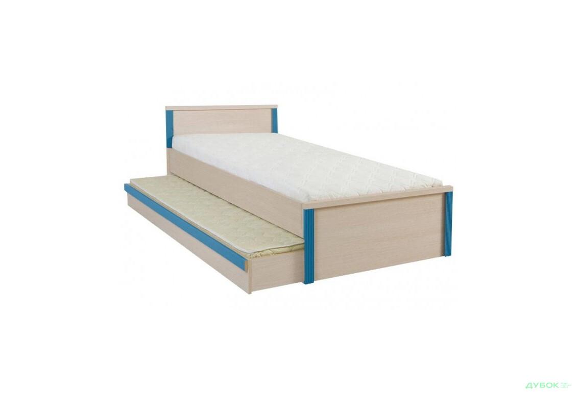 Капс Ліжко LOZ/90 + ламелі + ящик до ліжка