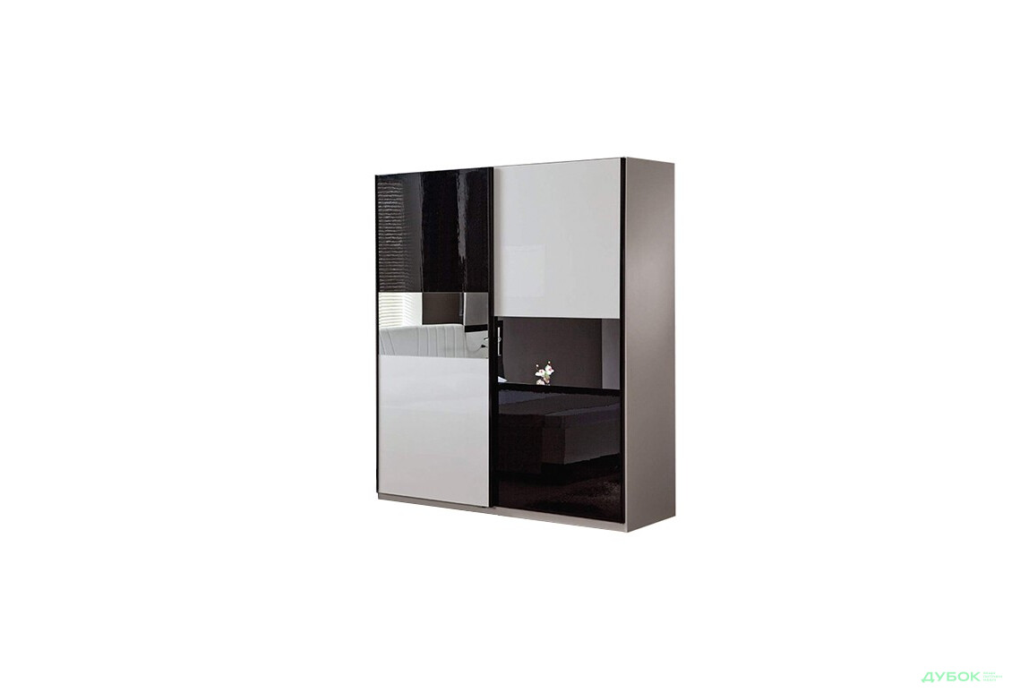 Шкаф-купе Н1792 (спальня)