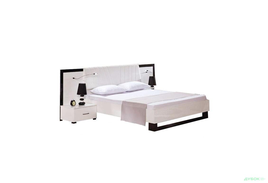 Ліжко 160 + ламелі (спальня)