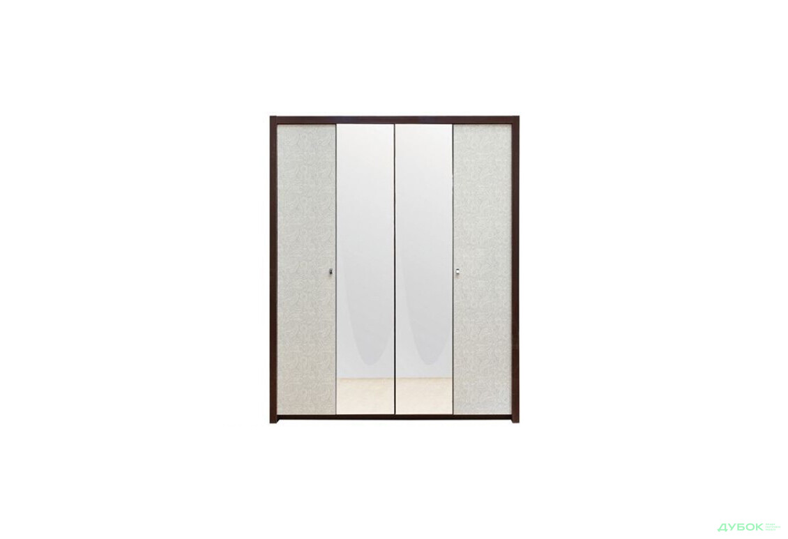Оливье Шкаф-гардероб 4Д