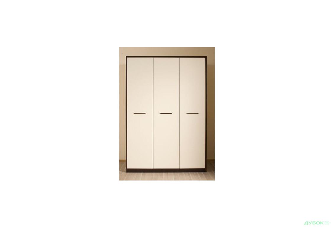 Модульная спальня Рига Шкаф-гардероб 3Д