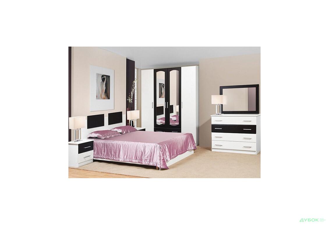 Модульна спальня Тулуза