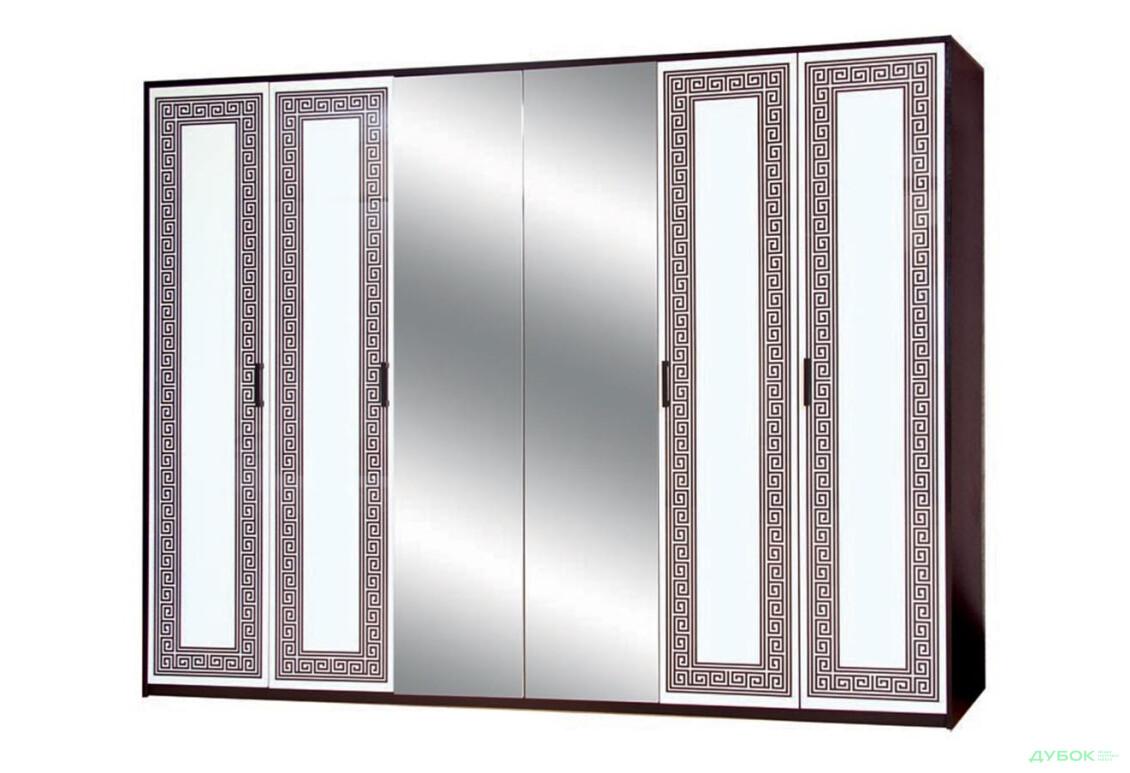 Бася новая Шкаф 6Д